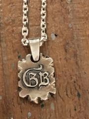 Biock Rock Necklace