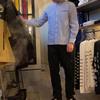 OX DB L/Sシャツ『I LOVE CHOPPER』